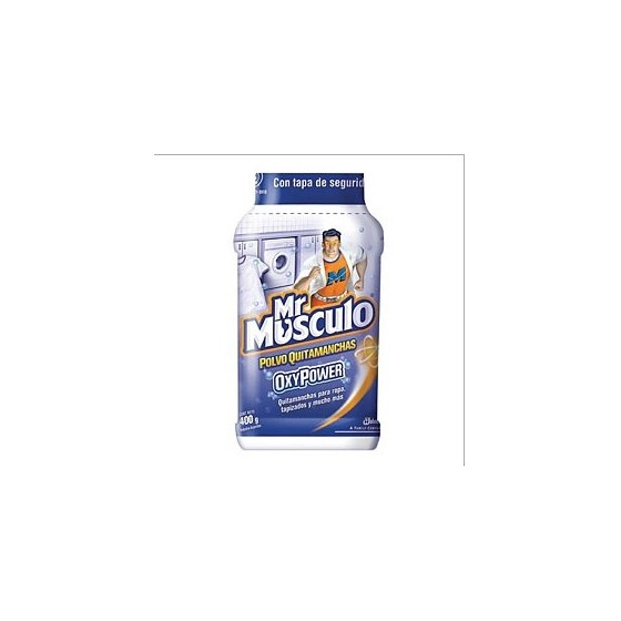 MR MUSCULO OXYPOWER 400GR