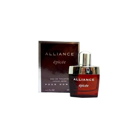 ALLIANCE EAU EPICEE 50ML