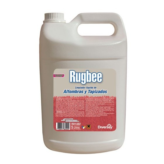 RUGBEE 5L LIMPIA ALFOMBRA