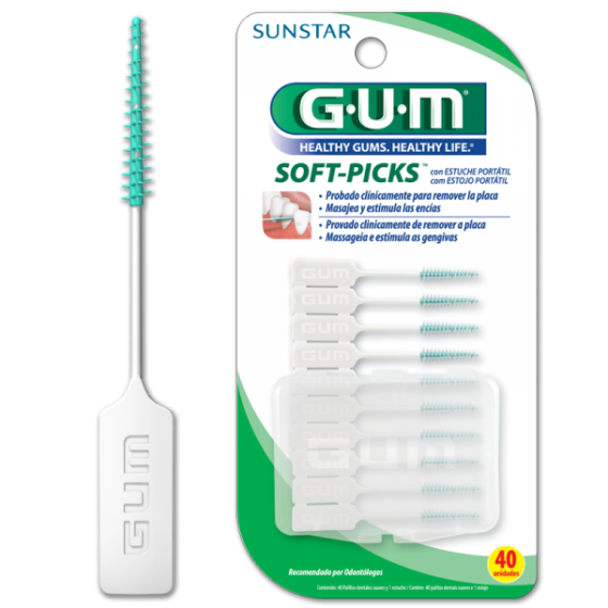 GUM PALILLO INTERDENTAL 632 40U