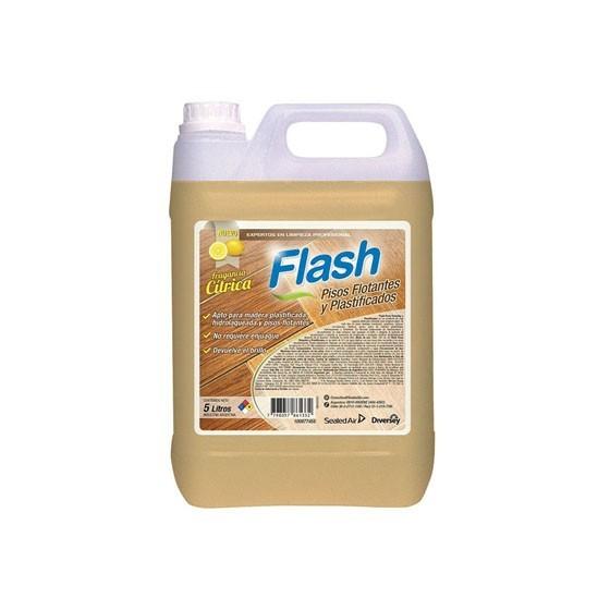 FLASH PISOS PLASTIFICADOS Y FLOTANTES 5L