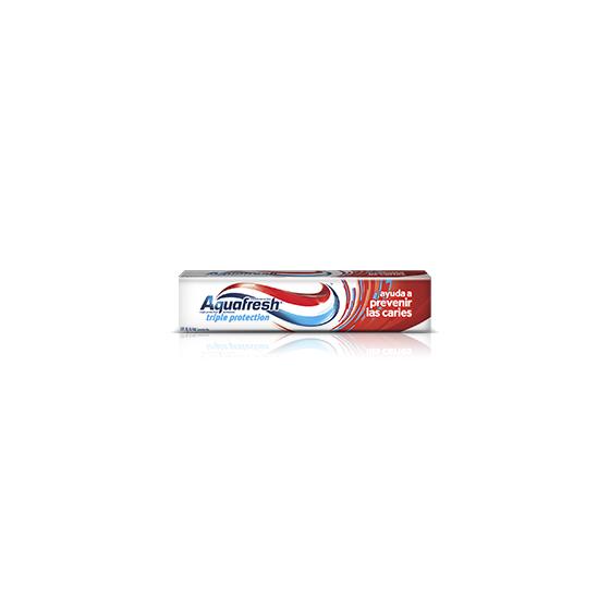 AQUAFRESH 85G TRIPLE ACCION