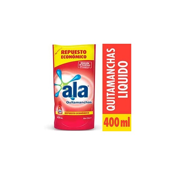ALA QUITAMANCHAS 400ML DOY