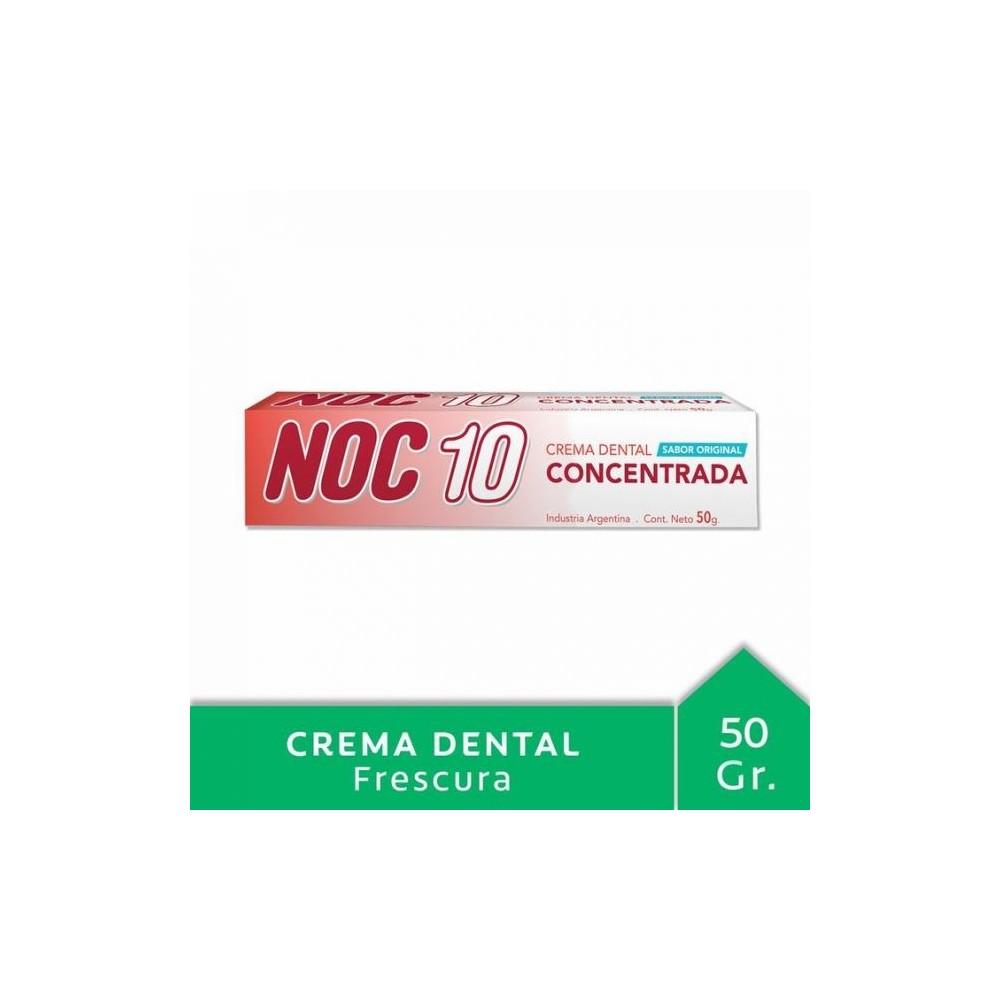 NOC 10 DENTRIFICO 50G ORIGINAL