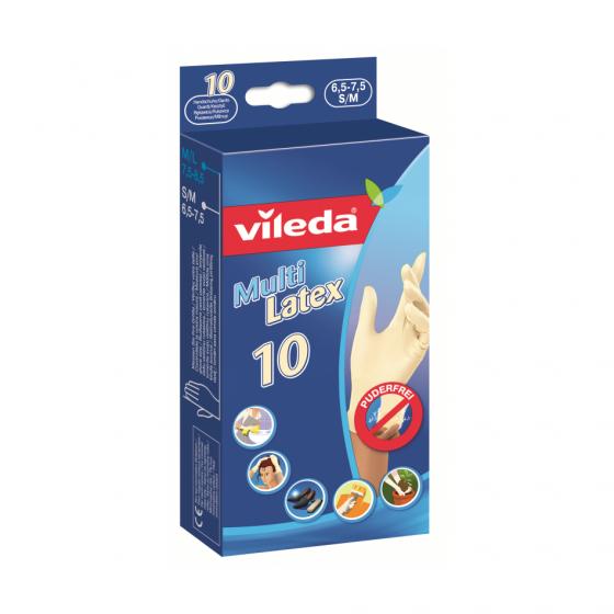 VILEDA MULTI LATEX 10U (M/L)