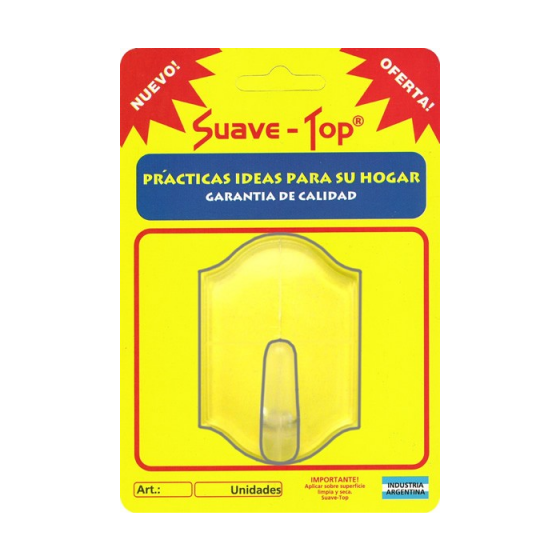 SUAVE-TOP PERCHA (COD-65)