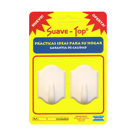 SUAVE-TOP PERCHA (COD-47)