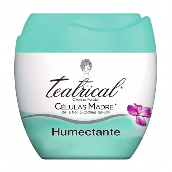 TEATRICAL CREMA FACIAL 200G HUMECTANTE