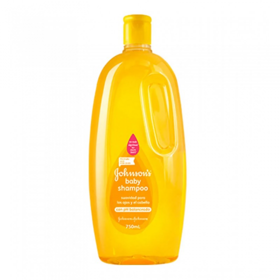 JOHNSONS SHAMPOO 750ML ORIGINAL