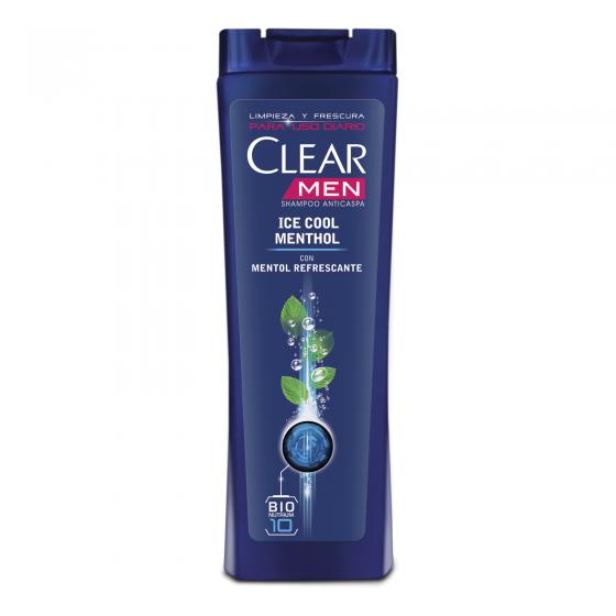 CLEAR MEN SHAMPOO 200ML ICE COOL