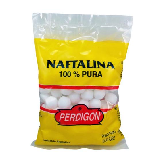 PERDIGON NAFTALINA 500GR