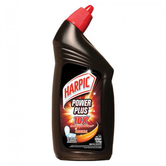 HARPIC GEL POWER PLUS 500ML
