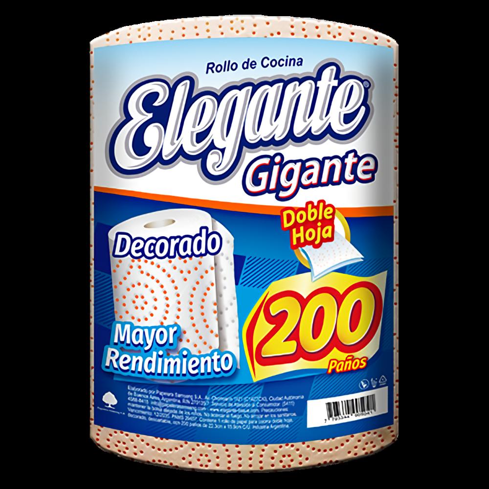 ELEGANTE ROLLO COCINA 200U (COD-921)