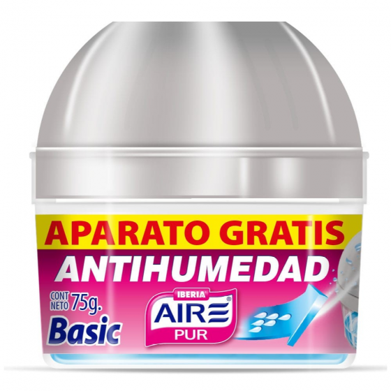 AIRE PUR ANTUMEDAD 75G BASIC