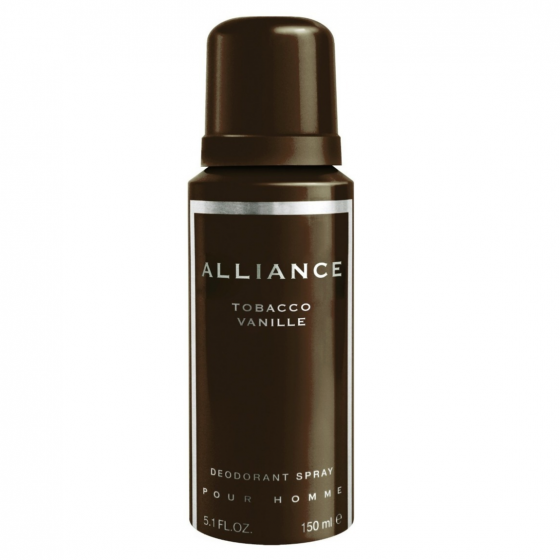ALLIANCE TOBACCO VANILLE DESODORANTE 150ML