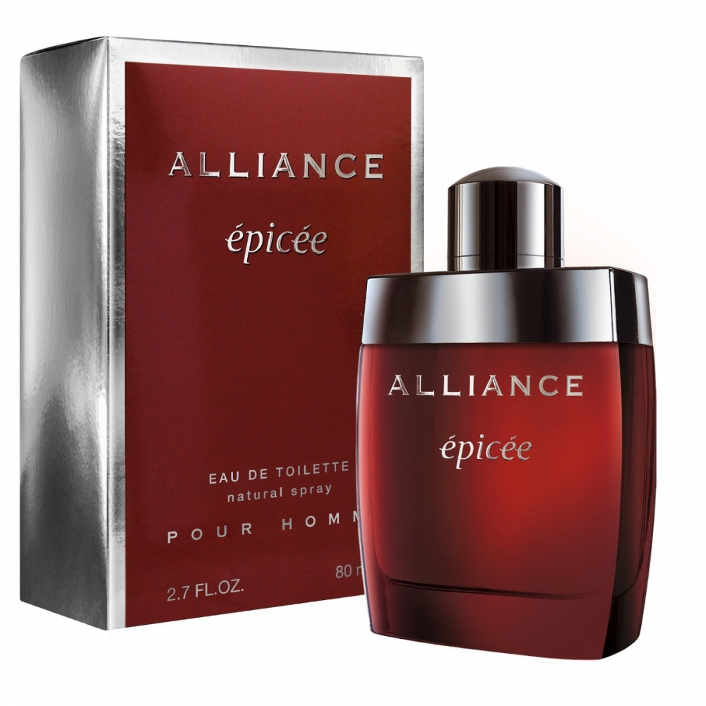 ALLIANCE EAU EPICEE 80ML