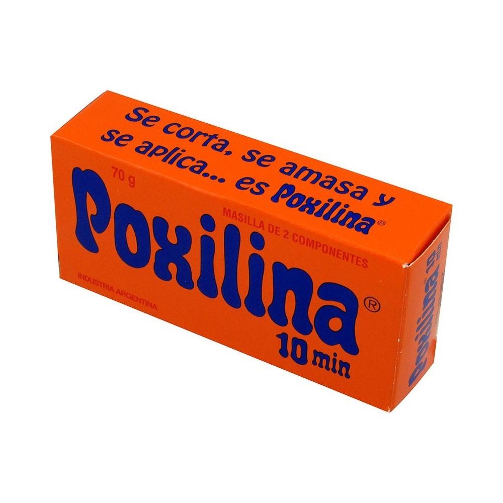 POXILINA 10 MINUTOS MASILLA