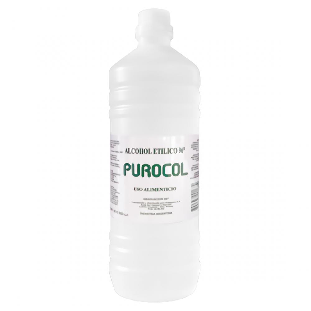 PUROCOL ALCOHOL FINO 1000CC 96º