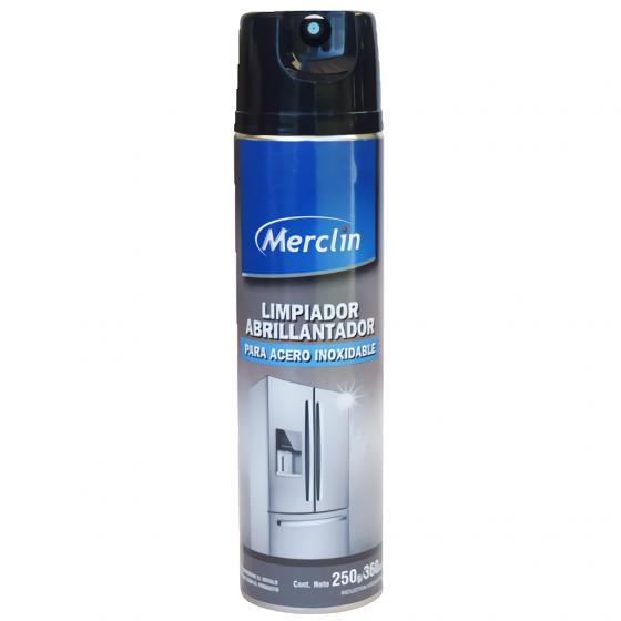 MERCLIN LIMPIA ACEROS AEROSOL 360CM