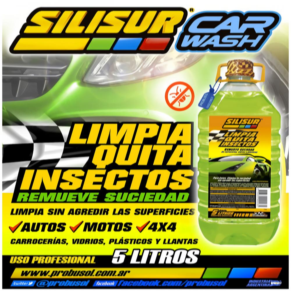 SILISUR QUITA INSECTOS 5L