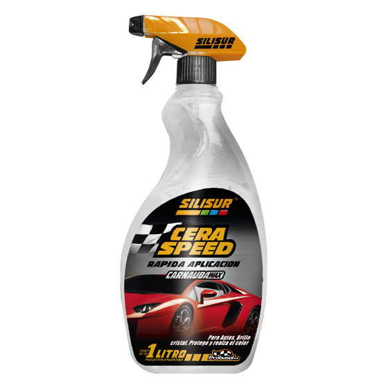 SILISUR CERA CARNAUBA WAX SPEED 1L