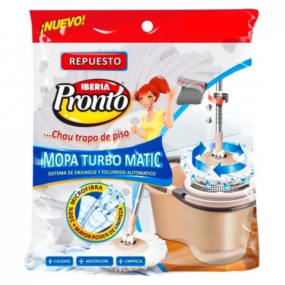 IBERIA PRONTO TURBO MATIC REPUESTO