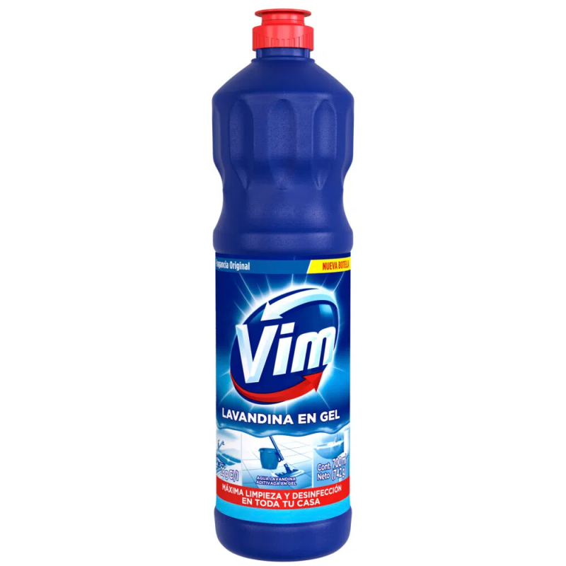 VIM LAVANDINA GEL 700ML ORIGINAL