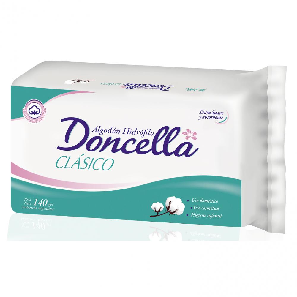 DONCELLA ALGODON 140G CLASICO