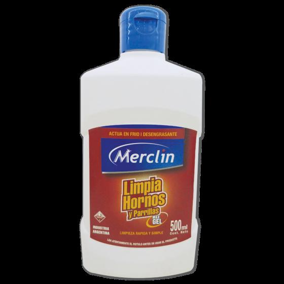 MERCLIN LIMPIA HORNOS 500ML