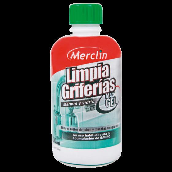 MERCLIN LIMPIA GRIFERIAS MAX GEL 500ML