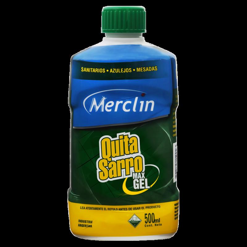 MERCLIN QUITA SARRO 500ML