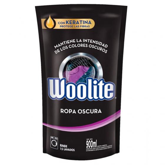 WOOLITE LIQUIDO 900ML BLACK
