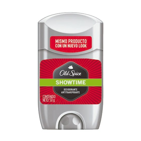 OLD SPICE BARRA ANTI 50G SHOWTIME