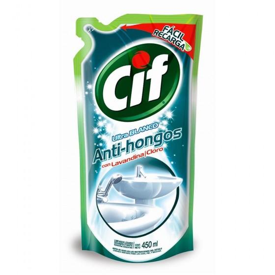CIF ANTI-HONGOS 450ML SACHET